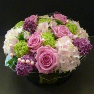aranjirovka-s-rozi-hortenzii-i-liulqk